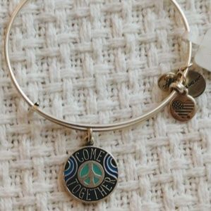 "ALEX AND ANI ""COME TOGETHER"" BRACELET BRAND NWT!!"
